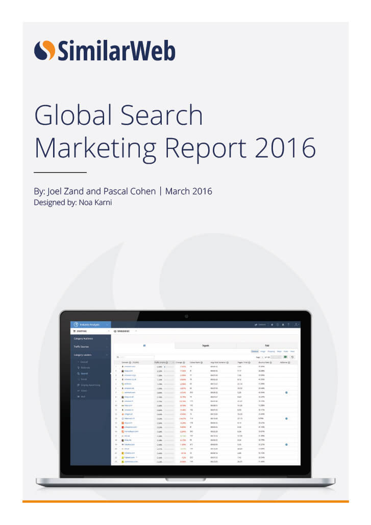 Global Search Marketing Report   Seo  Ppc Data
