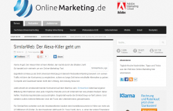 SimilarWeb Der Alexa Killer geht um Online Marketing News