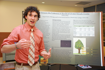 Student_research_presentation_at_Westminster_College_Undergraduate_Scholars_Forum