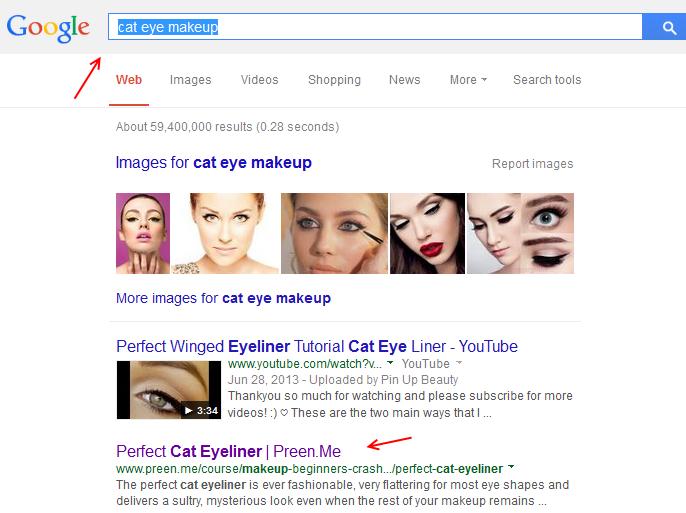 google-serp-preenme