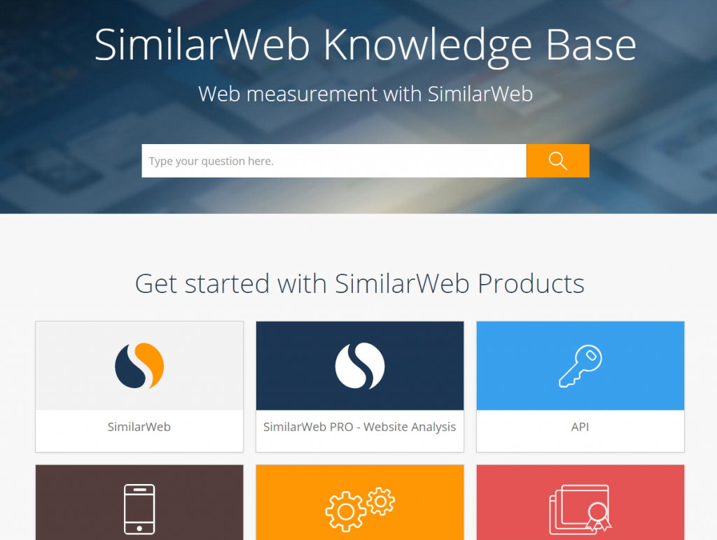 similarweb-knowledgebase