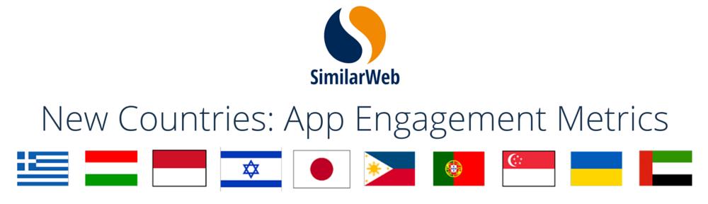 New Countries- App Enagement Metrics (1)